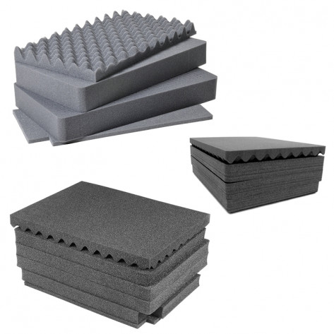 Replacement Pelican™ Case Foam Sets (All Case Sizes)