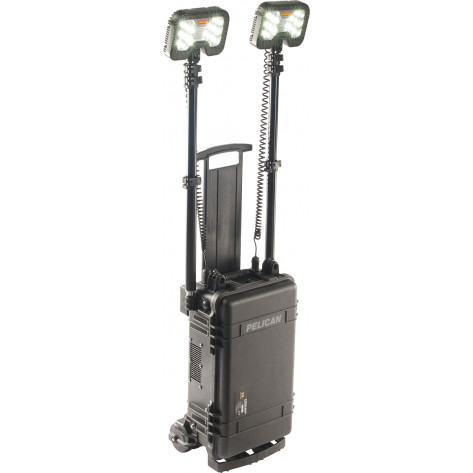 Pelican™ 9460M 2-head Remote Area Lighting System Gen 3 Mobility