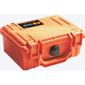 Pelican™ 1150 Case-No Foam-Orange