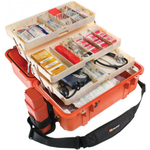 Pelican™ 1460 Case-Mobile Tool Chest-Yellow