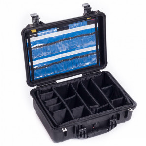 Pelican™ 1500 Case-EMS-Black