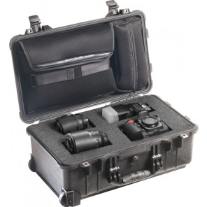 Pelican™ 1510 Case-Laptop Foam Case-Black