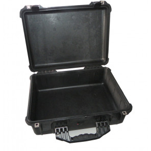 Pelican™ 1520 Case-No Foam-Black