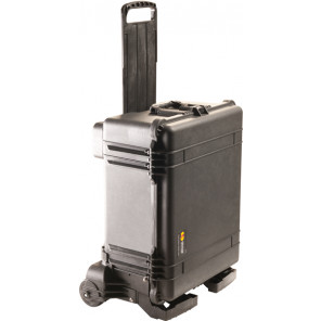 Pelican™ 1610 Case-Mobility Kit w/Foam-Black