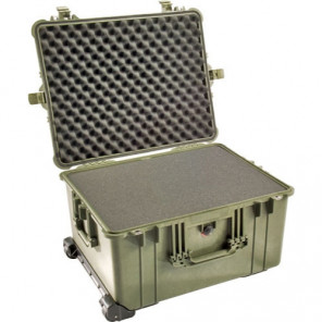 Pelican™ 1620 Case-Foam-Olive Drab Green