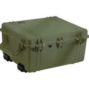 Pelican™ 1690 Transport Case-No Foam-Olive Drab Green