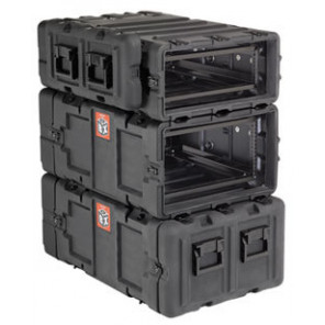 Pelican™ Hardigg™ Blackbox 9U Rack Case