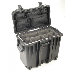 Pelican™ 1440 Case-Dividers & Lid Organiser-Orange