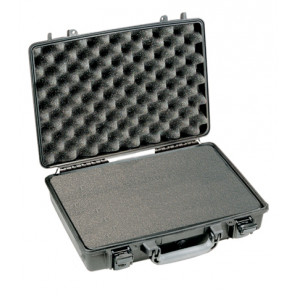 Pelican 1490B Case Foam Black, Pelican Medium Case, JP Cases