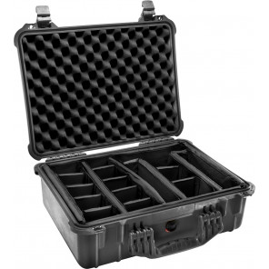Pelican™ 1520 Case-Dividers – Lid Foam-Black