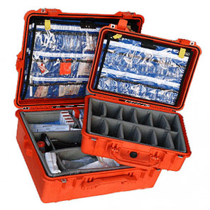 Pelican™ 1500 Case-EMS-Orange