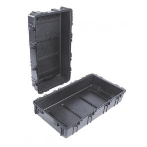 Pelican™ 1780 Transport Case-No Foam-Black