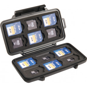 Pelican™ 0915 Memory Card Case