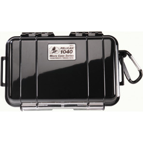 Pelican™ 1040 Micro Case-Black with Black