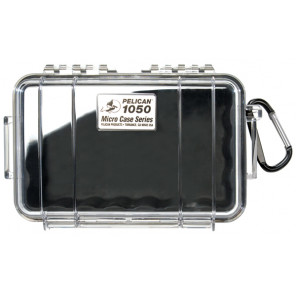 Pelican™ 1050 Micro Case-Clear with Black
