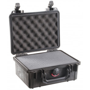 1120B, Pelican 1120B Case with Foam Black, pelican small case