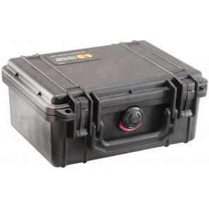Pelican™ 1150 Small Case No Foam - Black
