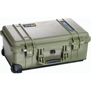 Pelican™ 1510 Case-No Foam-Olive Drab Green
