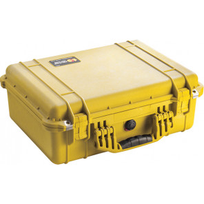 Pelican™ 1520 Case-Foam-Yellow