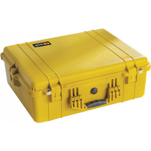 Pelican™ 1600 Case-Dividers and Lid Foam-Yellow