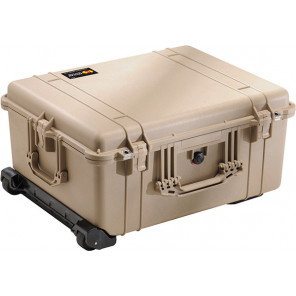 Pelican™ 1610 Case-Foam-Desert Tan