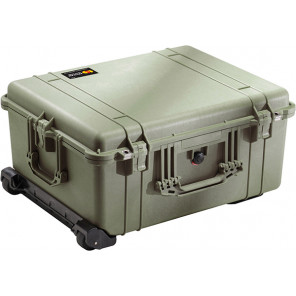 Pelican™ 1610 Case-Dividers and Lid Foam-Olive Drab Green