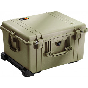 Pelican™ 1620 Case-No Foam-Olive Drab Green