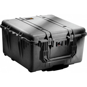 Pelican™ 1640 Large Case No Foam - Black