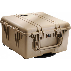 Pelican™ 1640 Case-Dividers and Lid Foam-Desert Tan