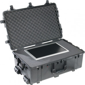 Pelican™ 1650 Case-Foam-Black