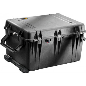 Pelican™ 1660 Large Case No Foam - Black
