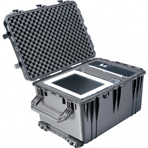 1660AB, Pelican 1660 Case Foam Black