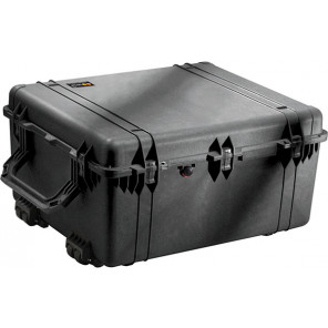 Pelican™ 1690 Transport Case With Foam - Black