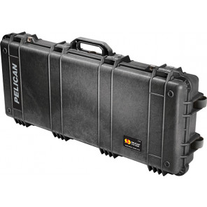 Pelican™ 1700 Transport Case No Foam - Black
