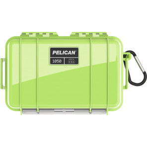 Pelican™ 1050 Micro Case - Bright Green With Black