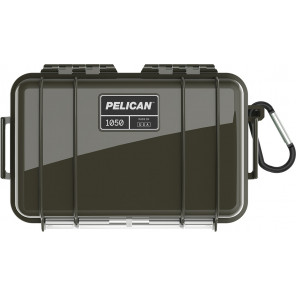 Pelican™ 1050 Micro Case - OD Green With Black