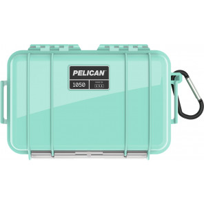 Pelican™ 1050 Micro Case - Seafoam With Black