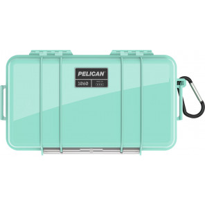Pelican™ 1060 Micro Case - Seafoam with Black