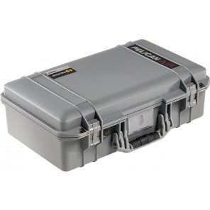 Pelican™ 1525 Air Case-Padded Dividers-Silver