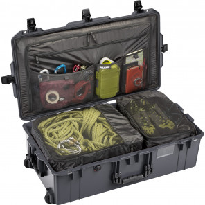Pelican™ 1615 Air Case - Travel Insert - Charcoal