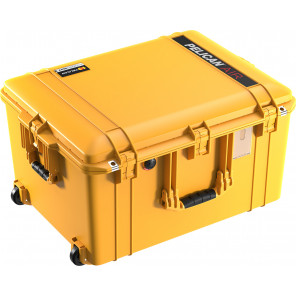 Pelican™ 1637 Air Case-With Padded Dividers-Yellow