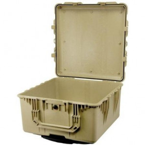 Pelican™ 1640 Case-No Foam-Desert Tan