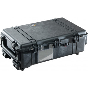 1670NF, Pelican 1670 Case No Foam Black