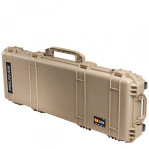 Pelican™ 1720 Transport Case-No Foam-Desert Tan