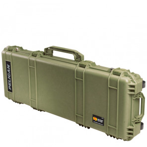 Pelican™ 1720 Transport Case-Foam-Olive Drab Green