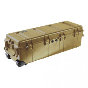 Pelican™ 1740 Weapons Transport Case-Foam-Desert Tan