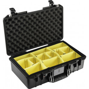 Pelican™ 1525 Air Case-Padded Dividers-Black