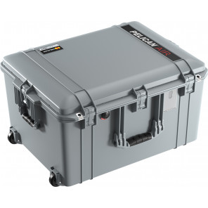 Pelican™ 1637 Air Case-With Padded Dividers-Silver