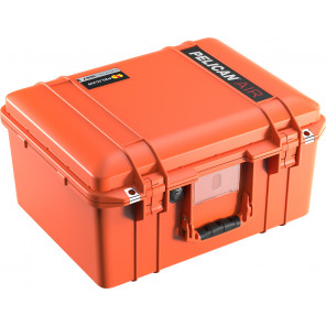 Pelican™ 1557 Air Case-With Padded Dividers-Orange