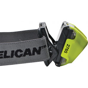 Pelican™ 2765 Pro Gear LED Head Lite-Yellow